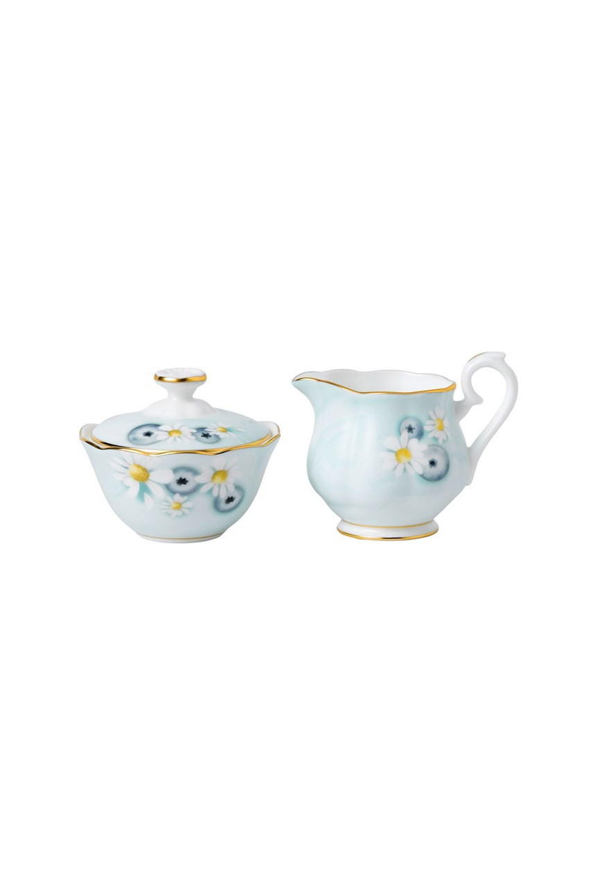 Alpha Foodie Sugar & Creamer Set