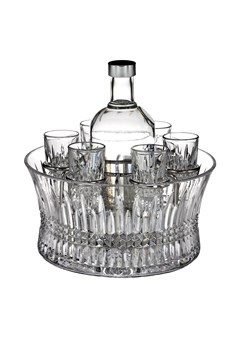 'Lismore Diamond' Vodka Entertaining Set 1