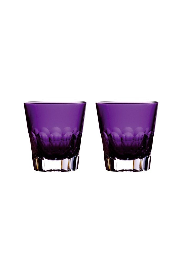 Jeff Leathem Icon DOF Amethyst Pair