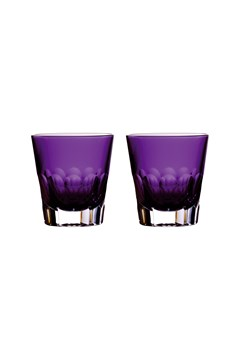 Jeff Leathem Icon DOF Amethyst Pair - amethyst