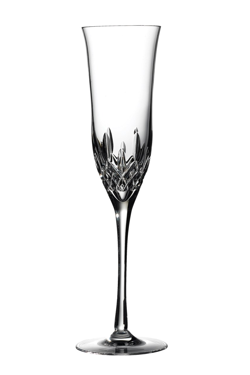 'Lismore Essence' Champagne Flute Pair