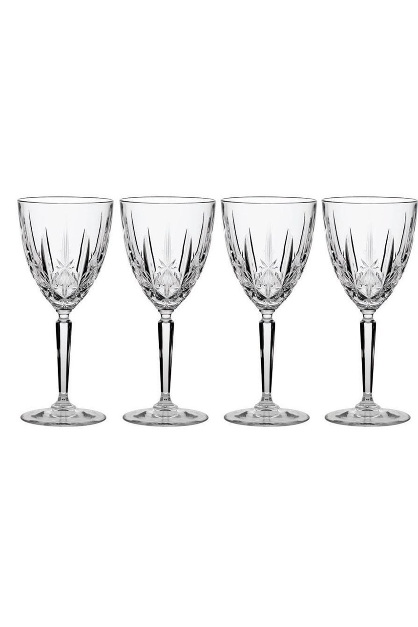 Marquis 'Sparkle' Goblet Set of 4