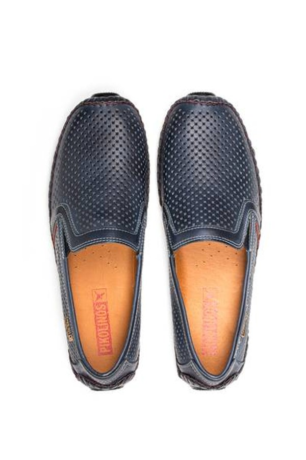 Jerez Leather Slip On Loafer