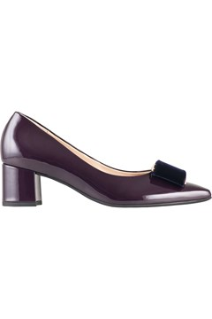 Court Heel - purple