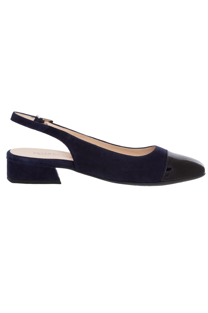 Slingback With Toe Detail