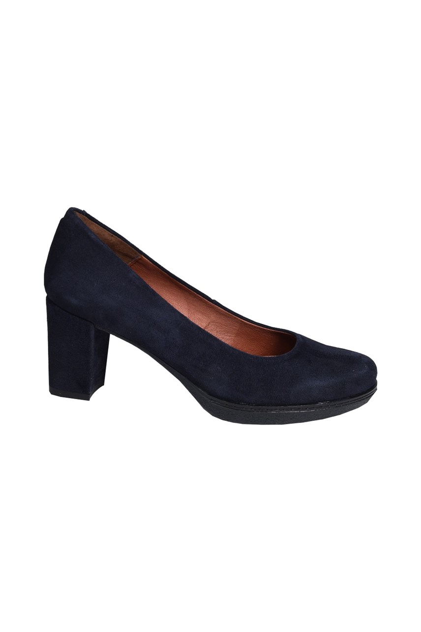 Axel Velours Court Shoe