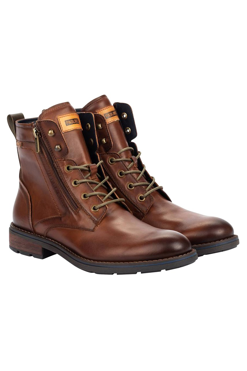York M2M Lace Up Boot