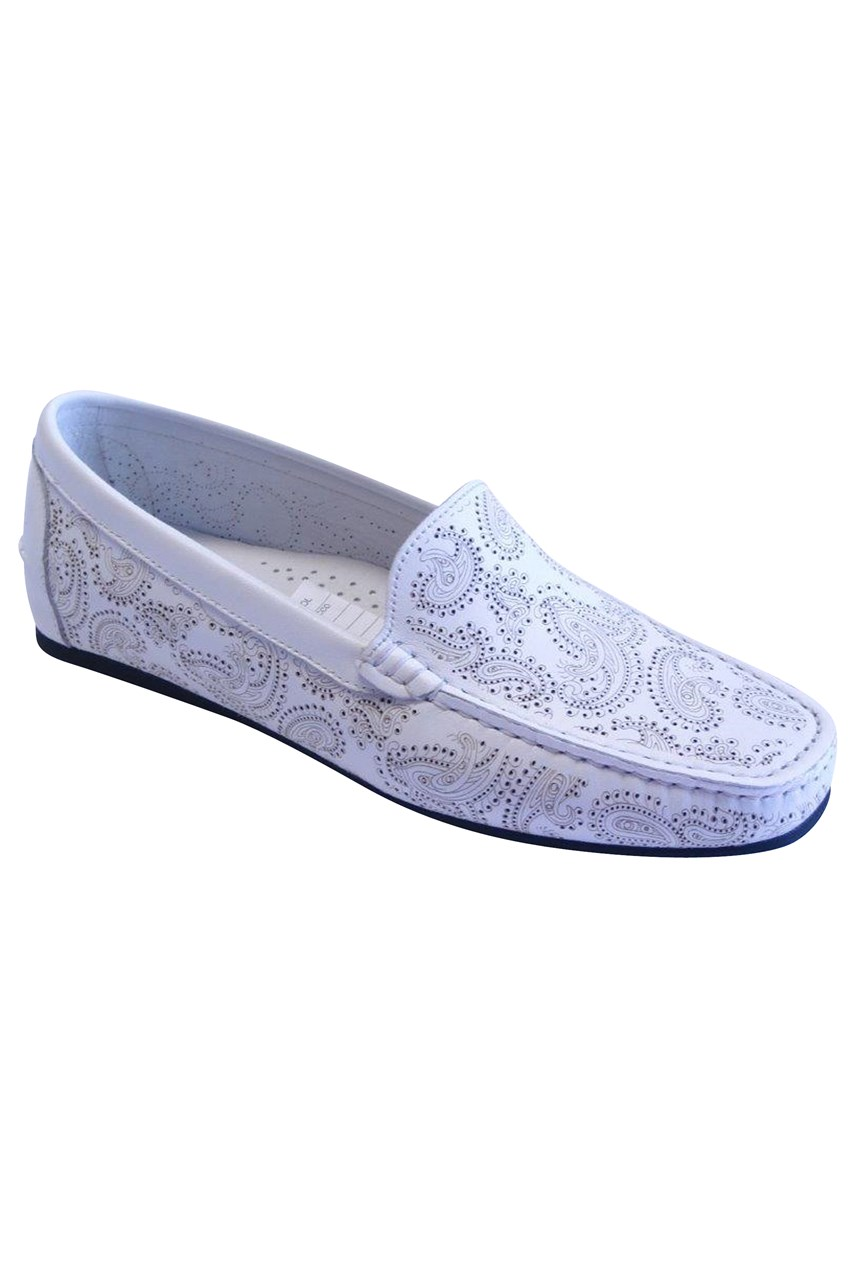 Laser Cut Loafer