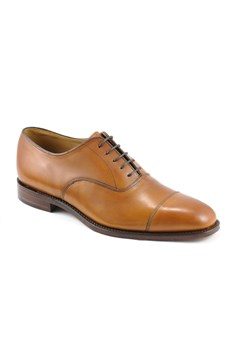 Aldwych Toe Cap Oxford Shoe TAN 1