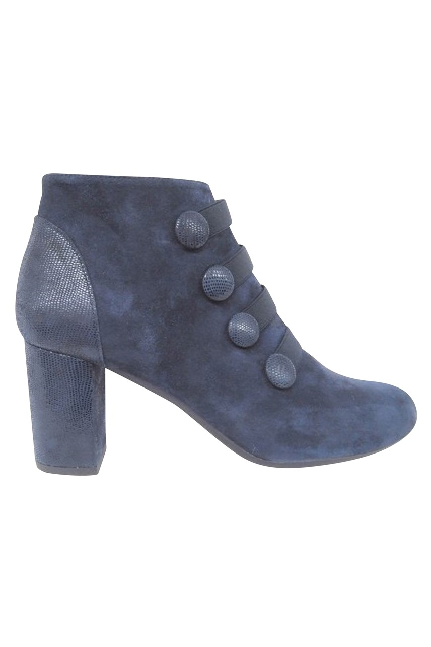 Nappa Ankle Boot