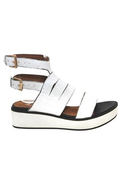 hot sale online 0d62a a5479 Platform Sandals - white