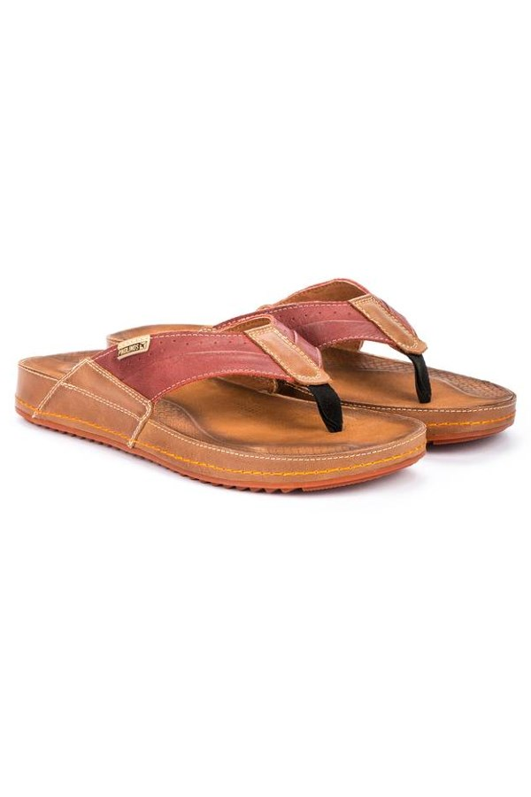 Atenas Leather Sandal