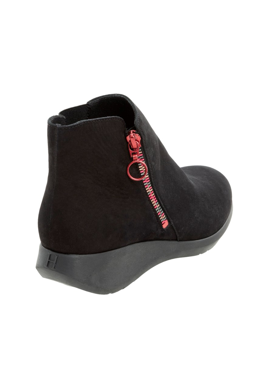 Sofia Side Zip Ankle Boot