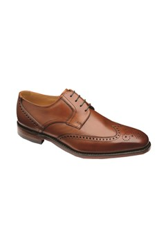 Waterloo Shoe MAHOGANY 1
