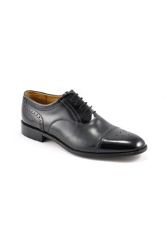 Woodstock Oxford Shoe BLACK 1