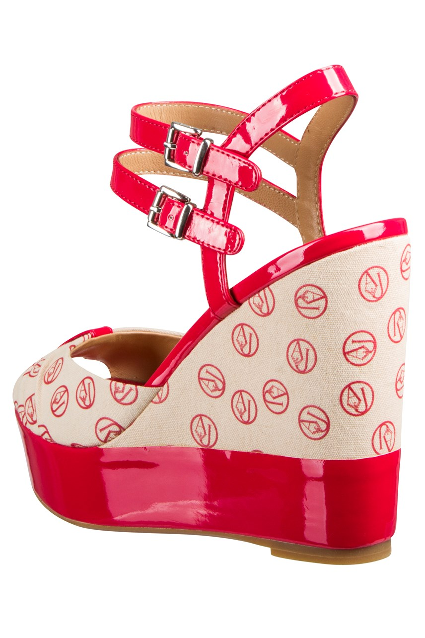 Wedge Platform Sandal