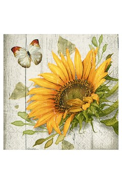 Sunflower Luncheon Napkin 1