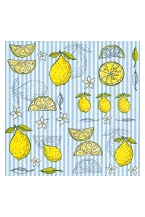 Vitamin C Luncheon Napkins -