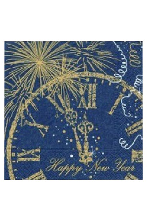 Welcome New Year Luncheon Napkins -
