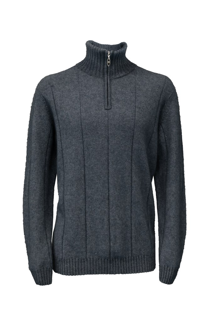 Javelin Zip Neck