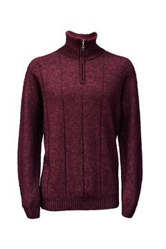 Javelin Zip Neck - 385 port