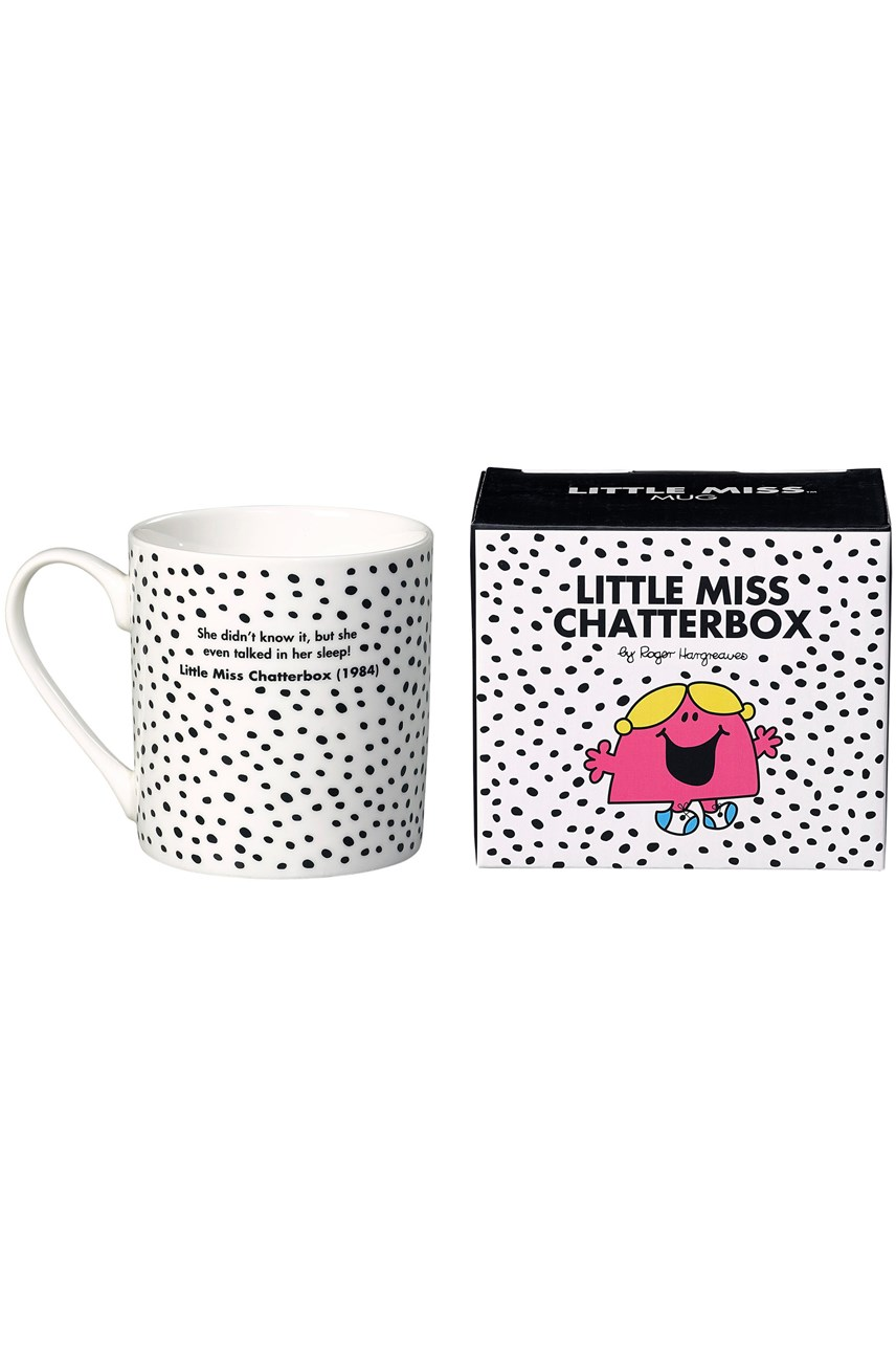 Little Miss Chatterbox Mug