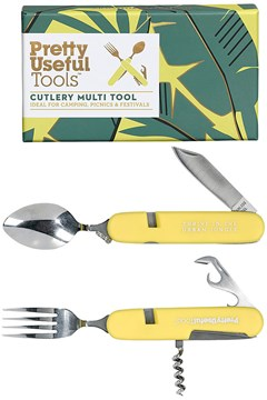 Cutlery Multi Tool SUNRISE YELLOW 1