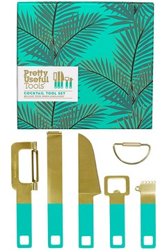 Cocktail Tool Set TROPICAL TOPAZ 1