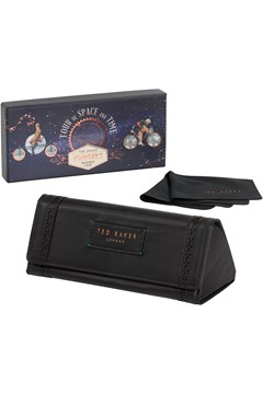 Brogue Glasses Case BLACK 1