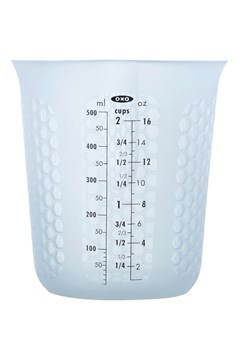 Squeeze & Pour Silicone Measuring Cup 1