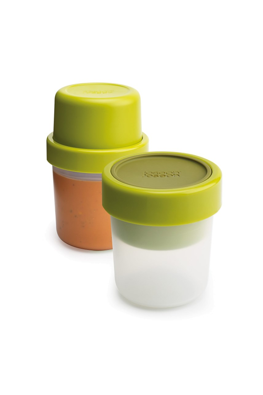 GoEat™ Compact 2-In-1 Soup Pot