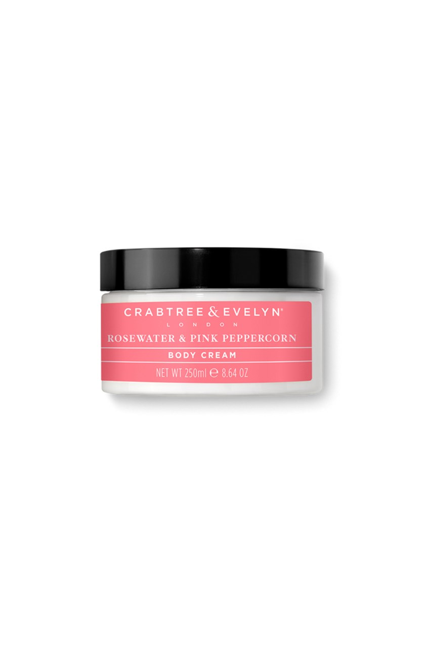 Rosewater & Pink Peppercorn Hydrating Body Cream
