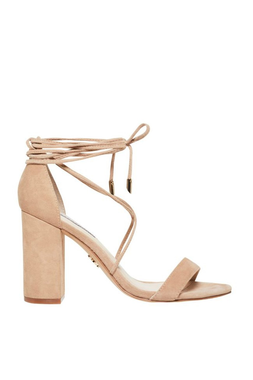 Idina High Lace Up Sandal