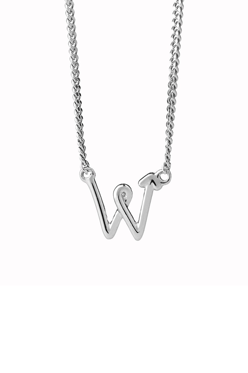 Love Letter - Single Initial Necklace