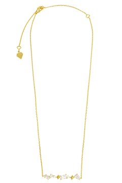 Kaia Stardust Gold Necklace GOLD 1