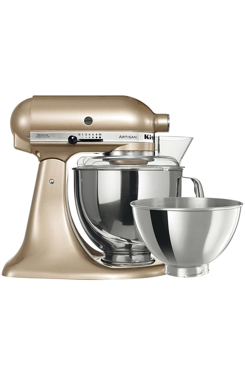 Limited Edition Champagne Gold Mixer - KSM160