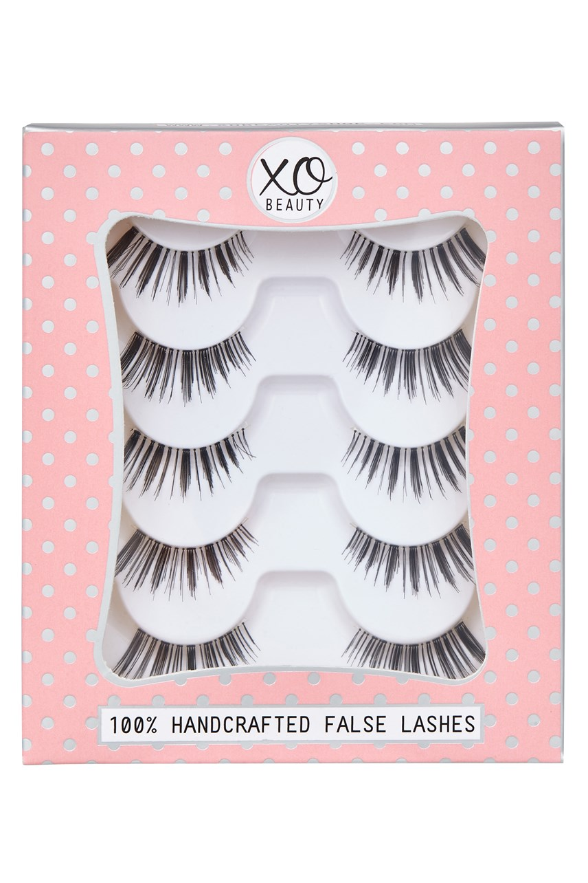 The Soulmate 5-Piece False Lashes Set