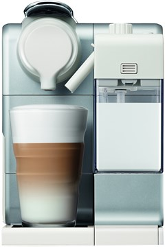 Lattissima Touch Coffee Machine SILVER 1