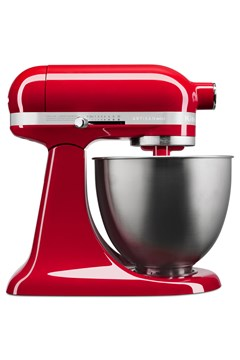Artisan Mini Stand Mixer - empire red