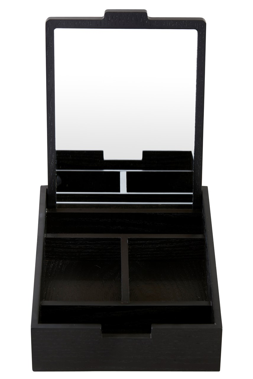 Tokyo Jewellery Box with Mirror