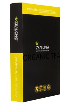 Aromatic Organic Tea 1