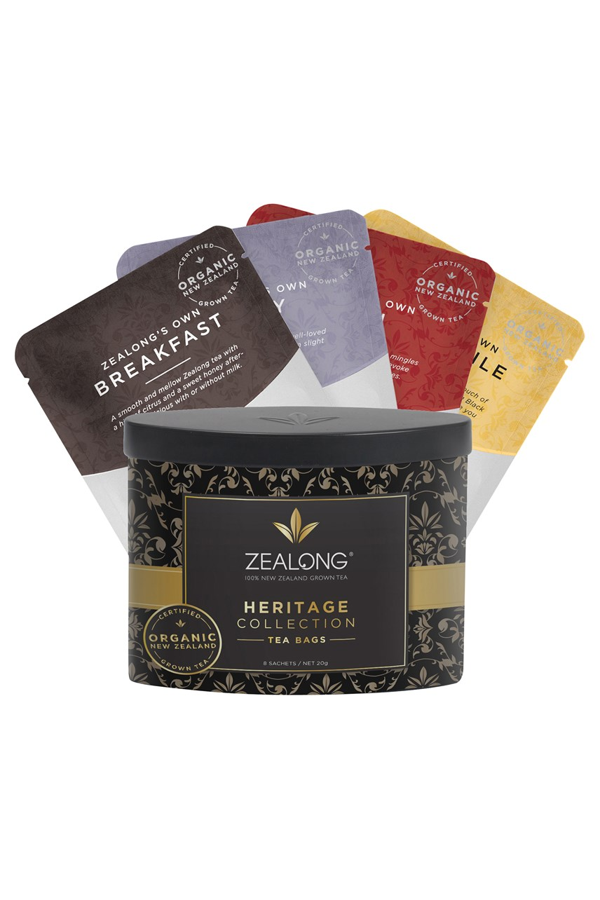 Heritage Collection Select Tin