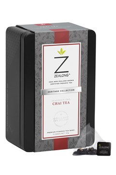 Zealong's Own Chai Tea Heritage Collection -