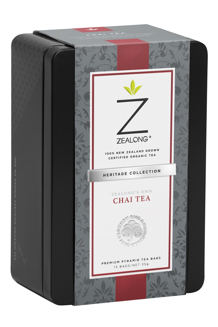 Zealong's Own Chai Tea Heritage Collection