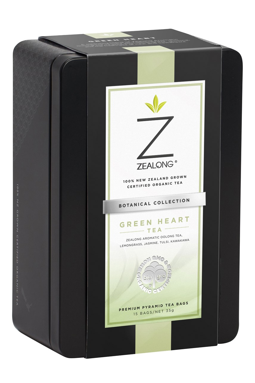 Green Heart Tea Botanical Collection