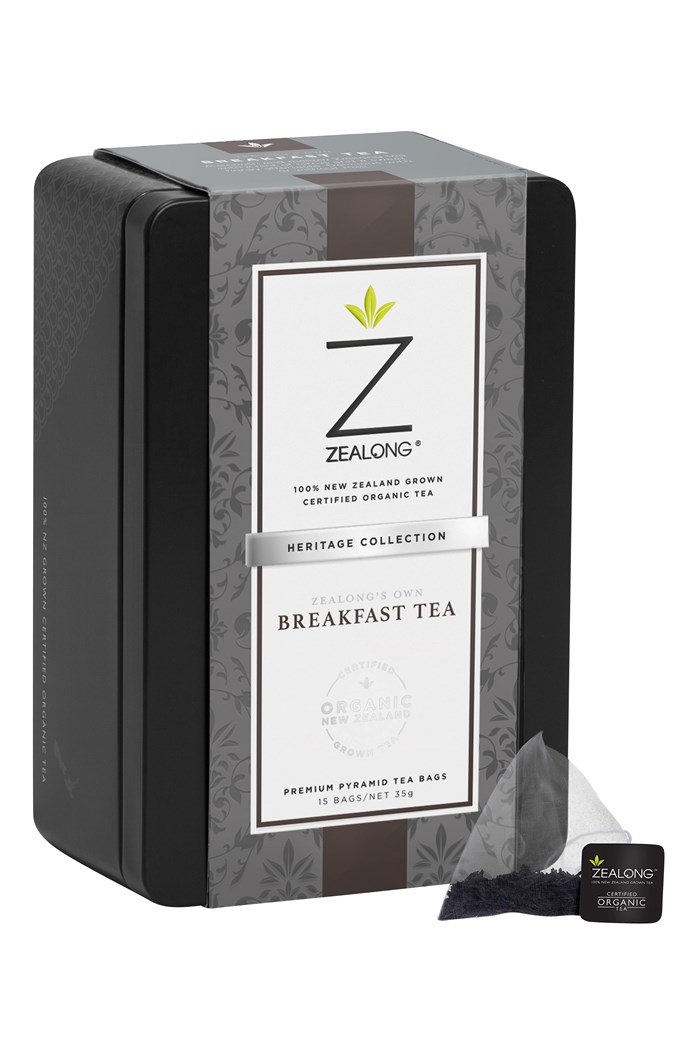 Zealong's Own Breakfast Tea Heritage Collection