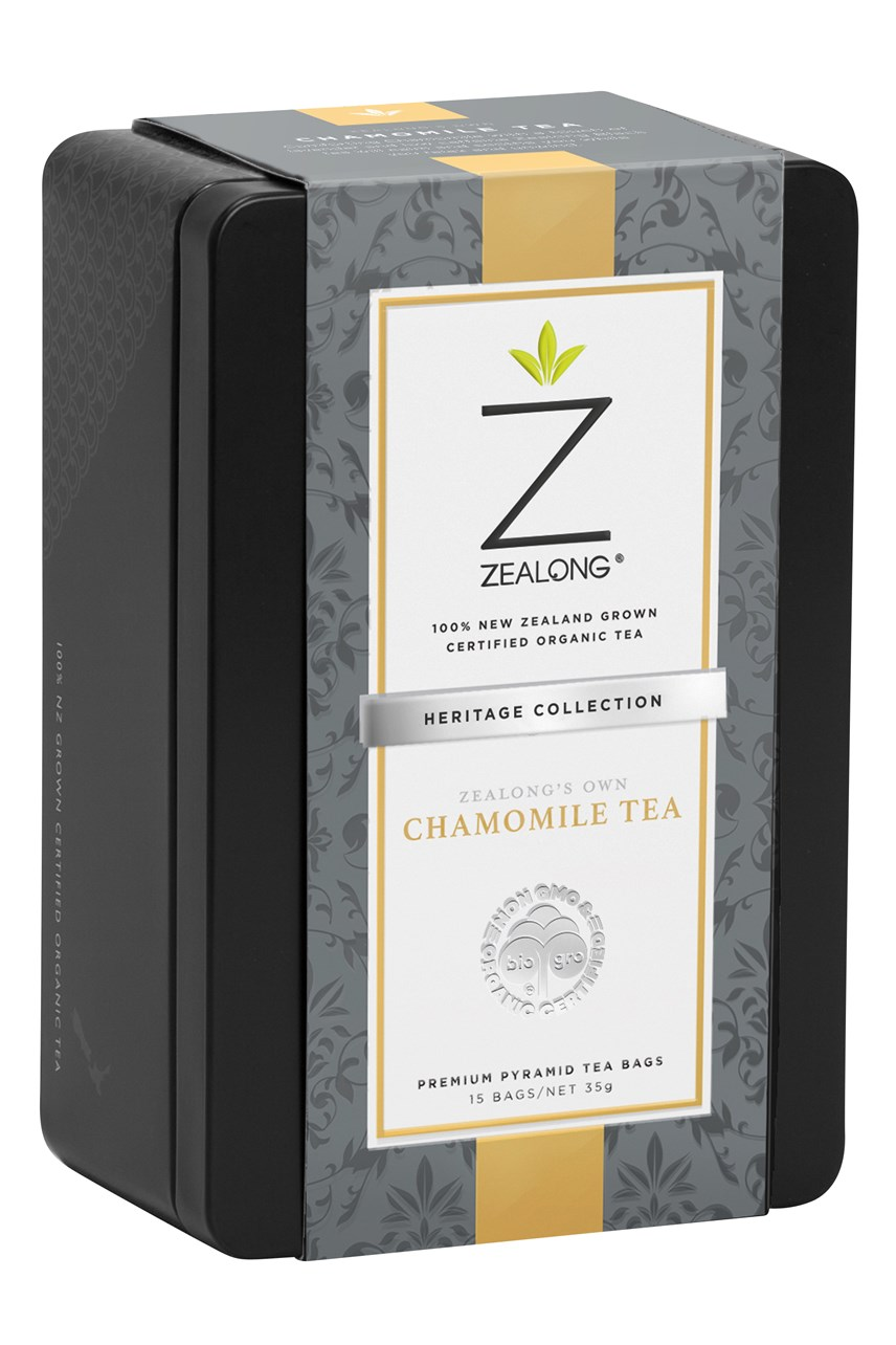 Zealong's Own Chamomile Tea Heritage Collection