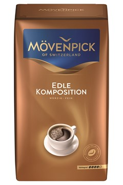 Mövenpick Ground Coffee Fine Composition 500g 1