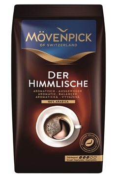 Mövenpick Ground Coffee Heavenly 250g 1