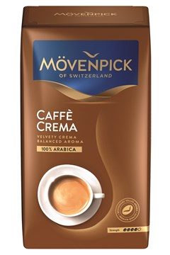 Mövenpick Ground Coffee Crema 500g 1
